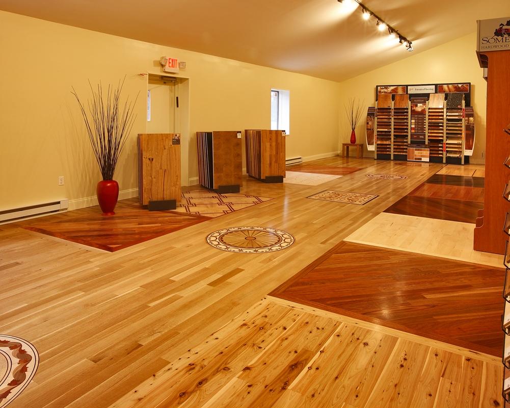 Chọn gỗ lát sàn nhà đẹp